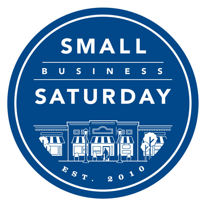 Please help support Small Business Saturday and your favorite Small Businesses throughout the coming year!