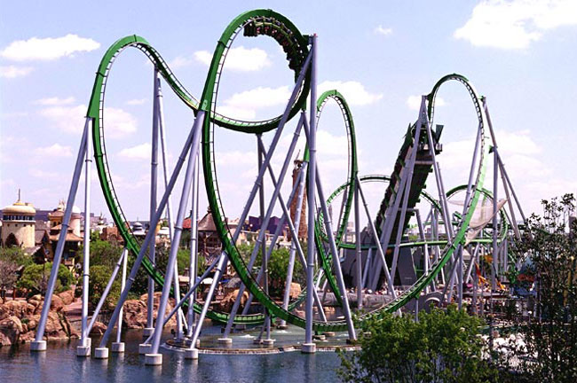 5 TIPS FOR WATCHING THE INCREDIBLE HULK COASTER 360° VIDEO