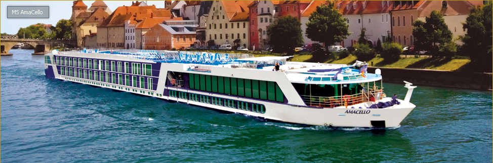 AmaWaterways to Build Ship for India