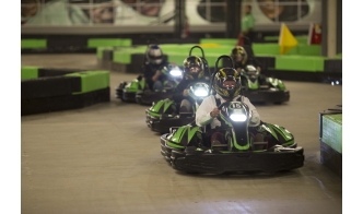 New Andretti Indoor Karting Coming to Orlando in 2017