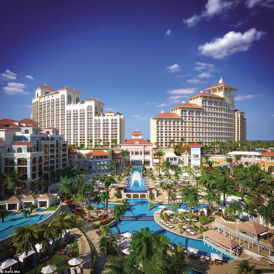 Baha Mar to Open First Phase by Second Quarter of 2017