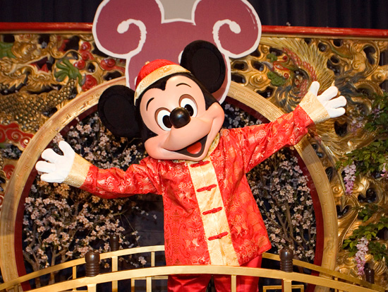 Lunar New Year Celebration Expands to 17 Days, Jan. 20 through Feb. 5, at Disney California Adventure Park