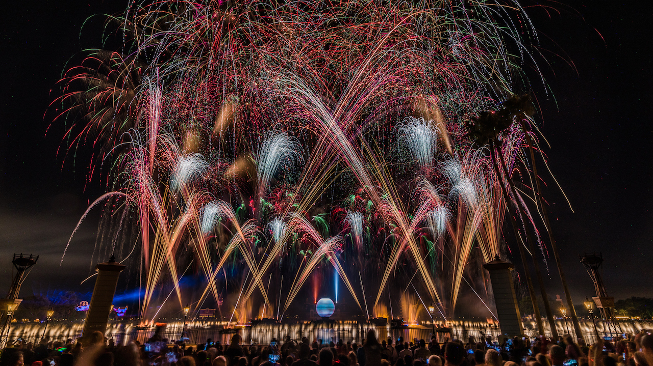 Ringing in the New Year at Walt Disney World Resort