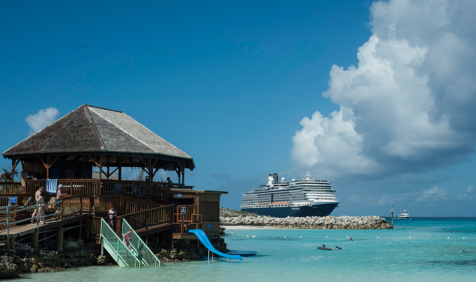 Holland America Line Updates Half Moon Cay in Celebration of 20th Anniversary