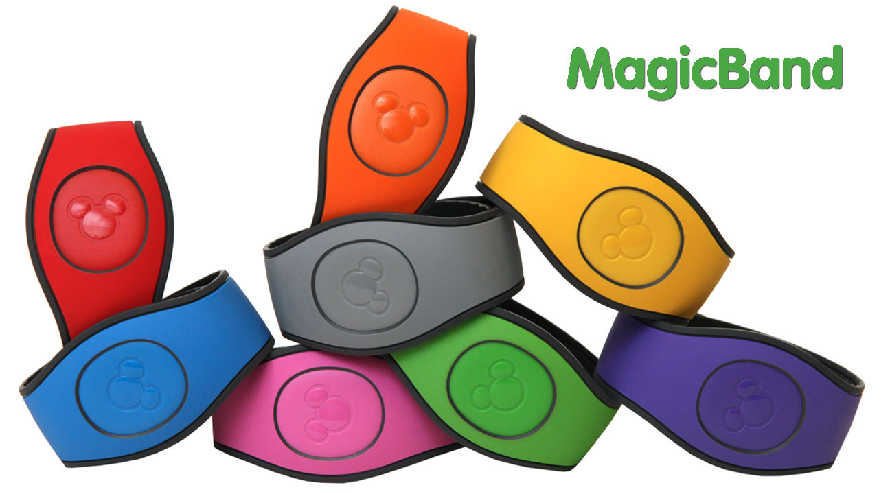 A Few MagicBand Changes You May Not Have Noticed