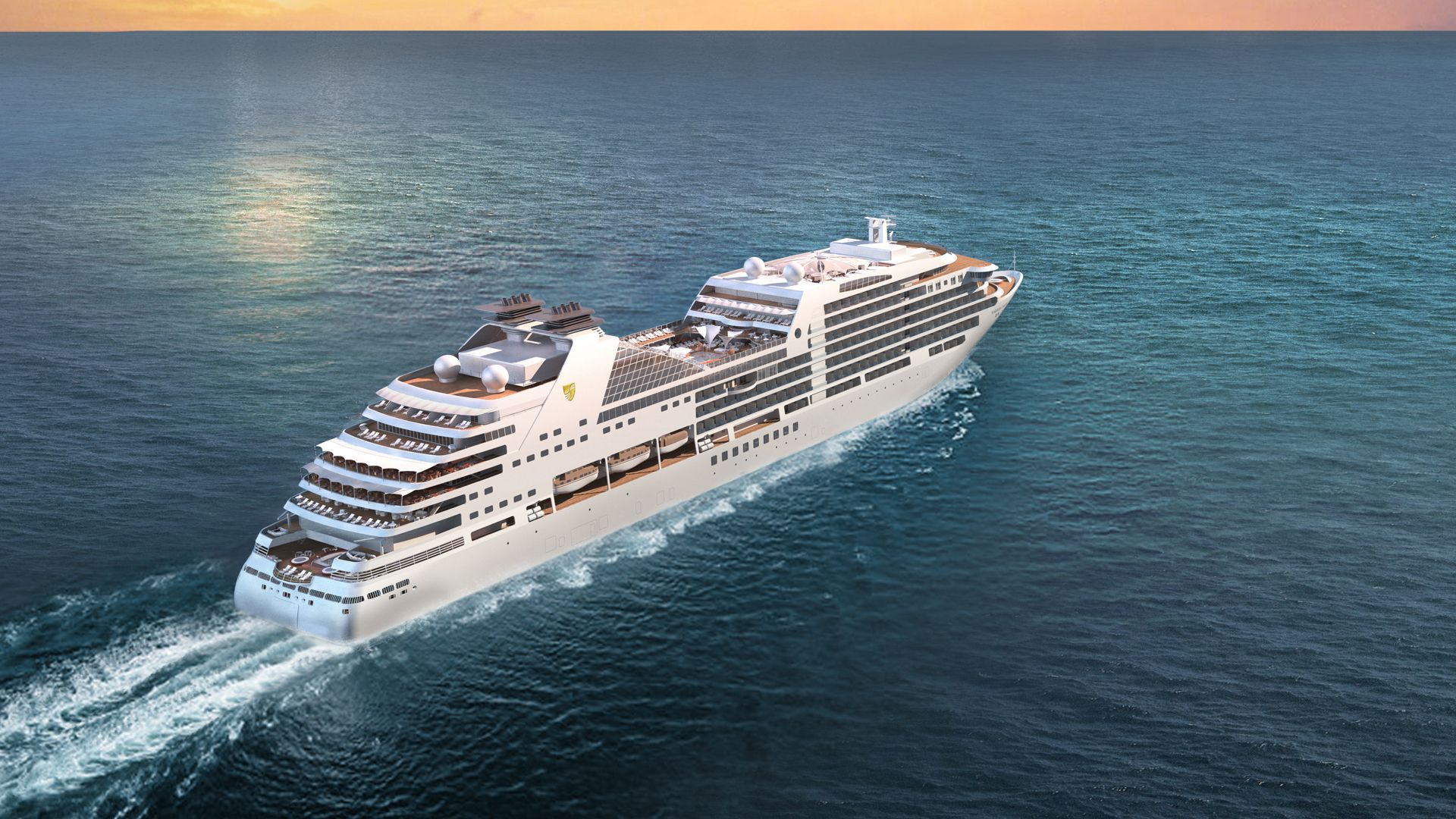 Seabourn takes delivery of the Encore
