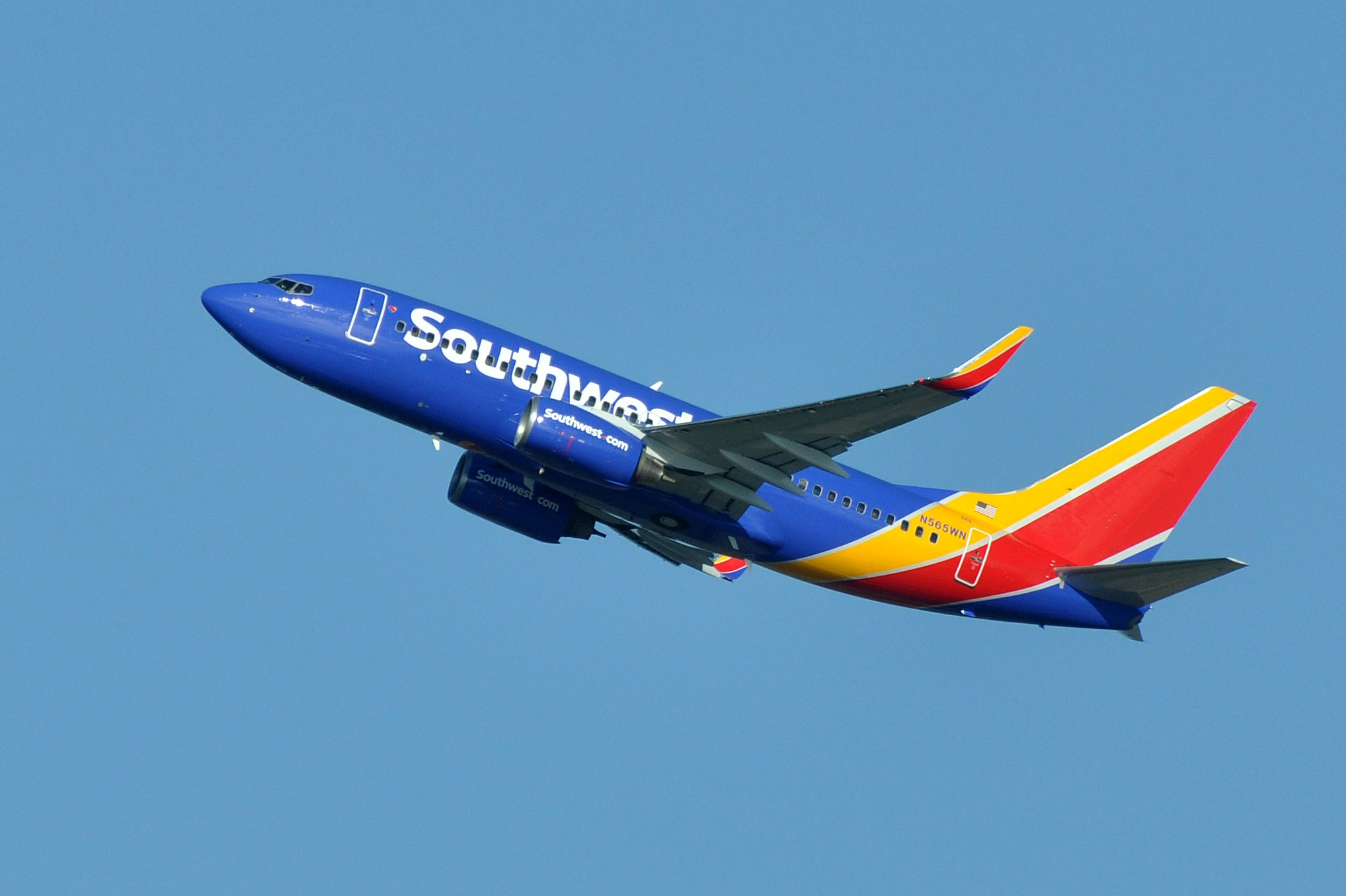 Southwest: We're low-cost, not no-frills