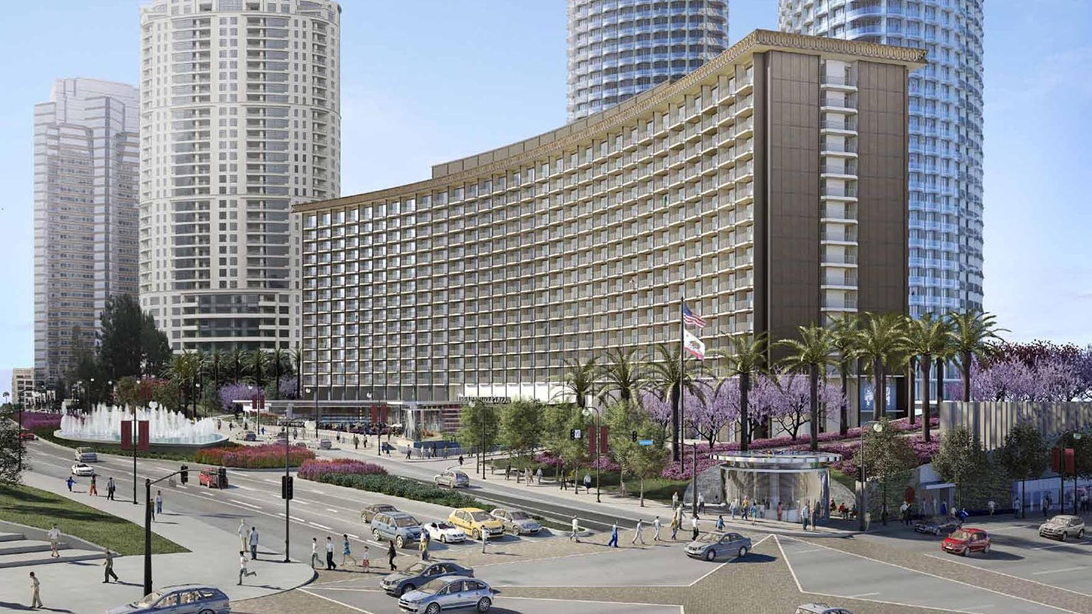 Fairmont will take over Los Angeles' iconic Century Plaza