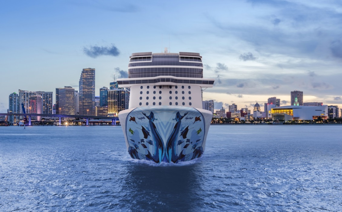 Norwegian Cruises News Release: Norwegian Bliss To Sail From Miami In Winter 2018