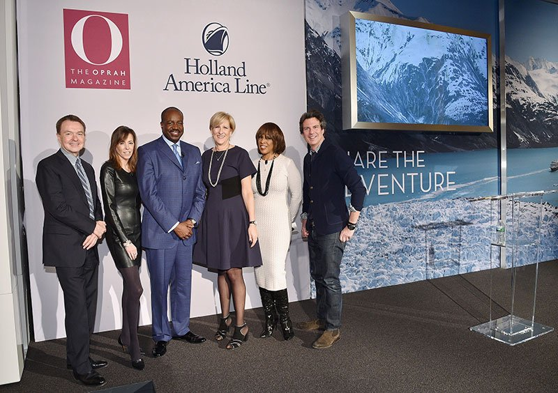 Holland America Partners With Oprah's O Magazine