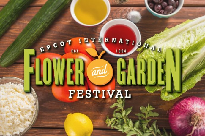 Epcot International Flower & Garden Festival Returns March 1