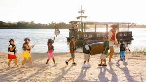 Pirate Adventure: Bayou Pirate Adventure Cruise at Disney's Port Orleans Riverside Closing for Summer
