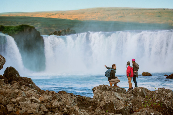 ADVENTURES BY DISNEY INTRODUCES NEW ICELAND VACATION AND REIMAGINES CLASSIC ITINERARIES IN 2018