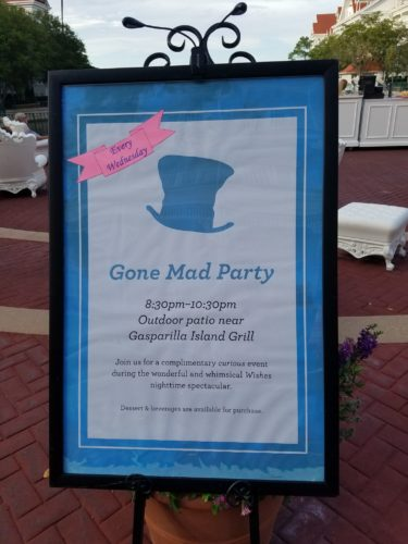 Gone Mad Party Returns to Disney's Grand Floridian Resort