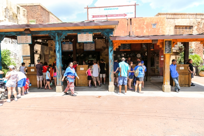 Local Foods Café (Yak & Yeti Quick Service) Now Serving Breakfast at Animal Kingdom