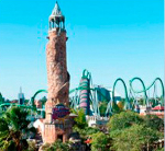 Islands of Adventure Update: Dragon Challenge Closes Soon (Full Article)