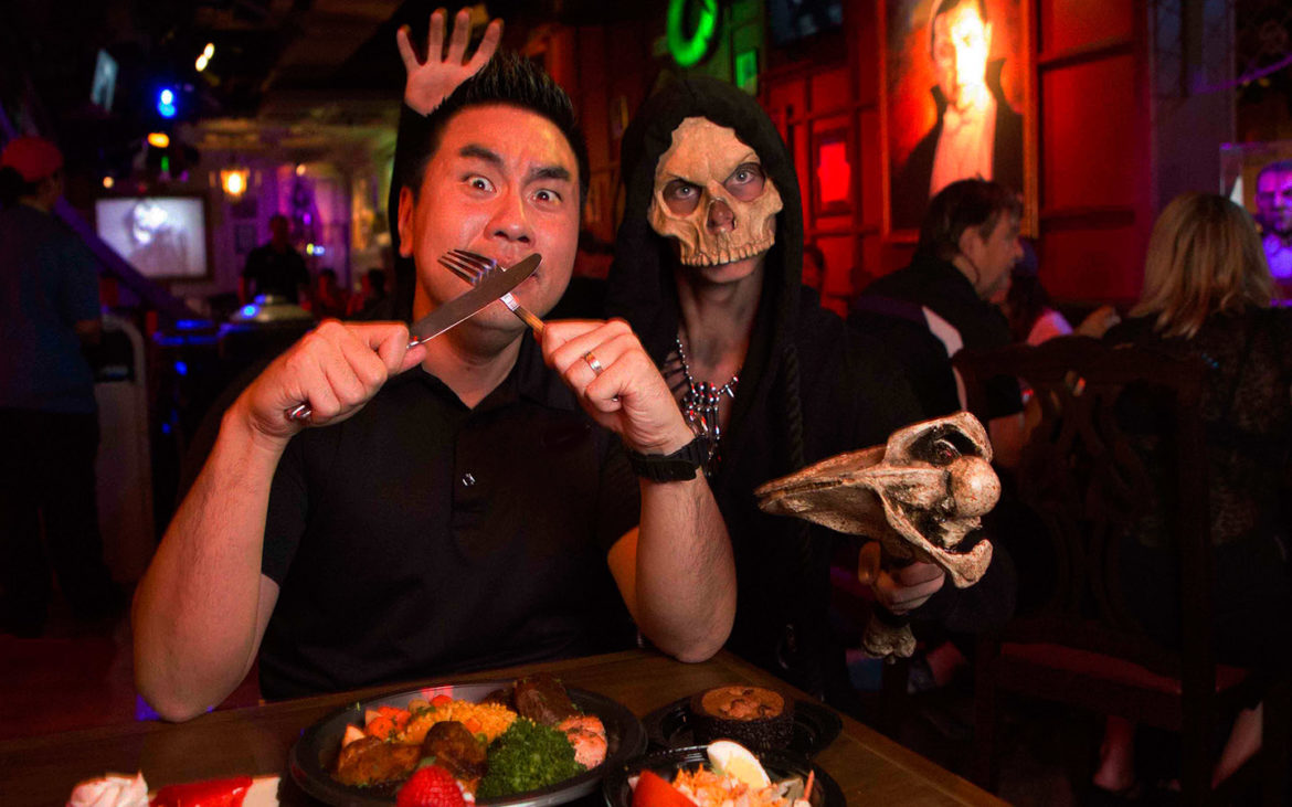THE FEARFUL FOODIE'S GUIDE TO HALLOWEEN HORROR NIGHTS 2017