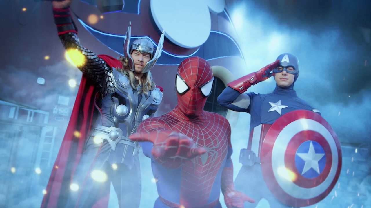 Insiders Look at Marvel Day at Sea with Stan Lee