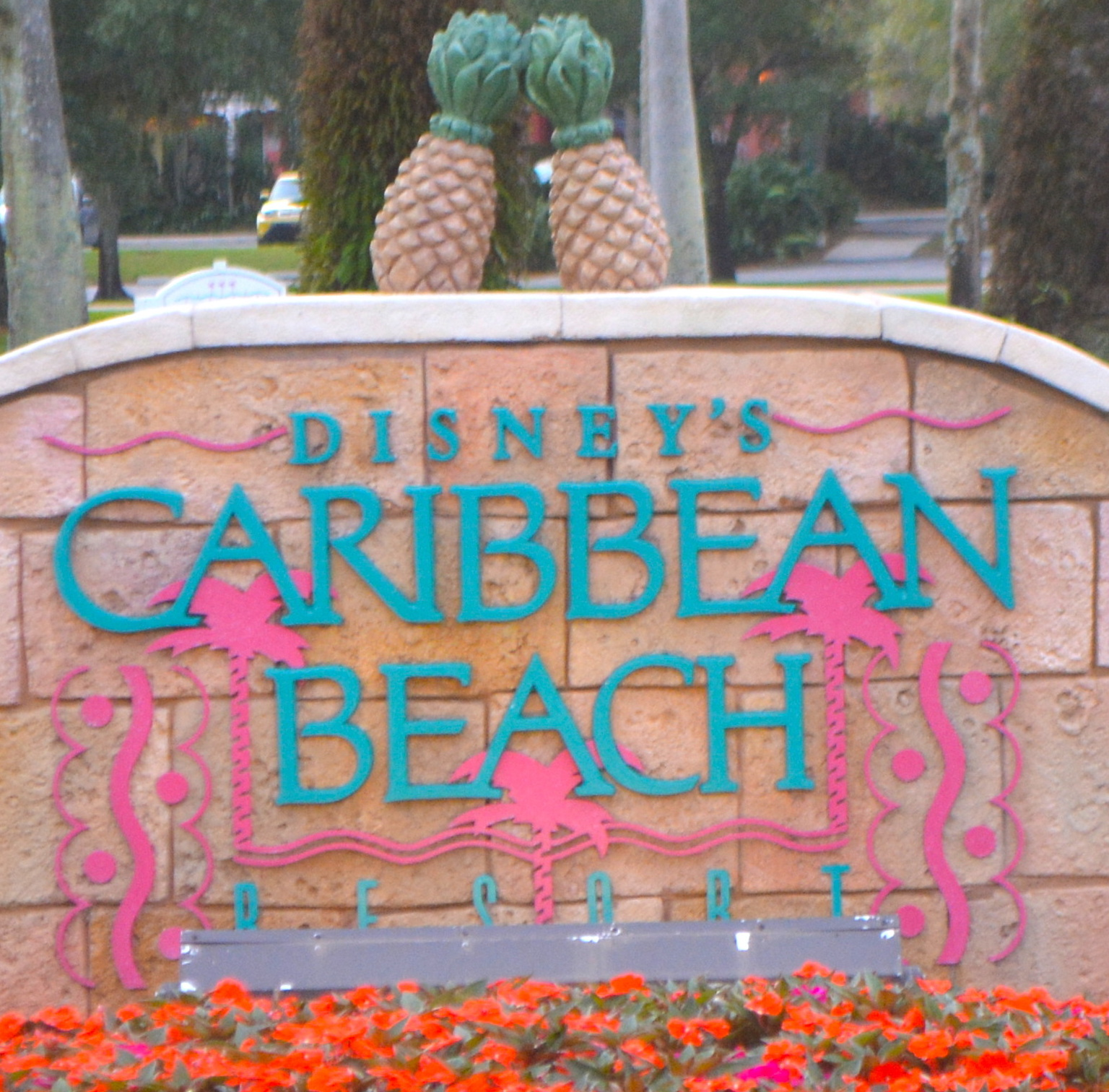 TRANSFORMATION DETAILS REVEALED FOR DISNEY'S CARIBBEAN BEACH RESORT