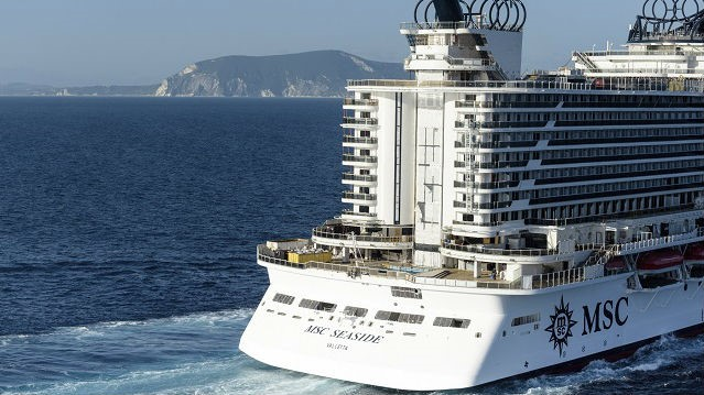 MSC Cruises Takes Delivery of MSC Seaside and Signs New Order!