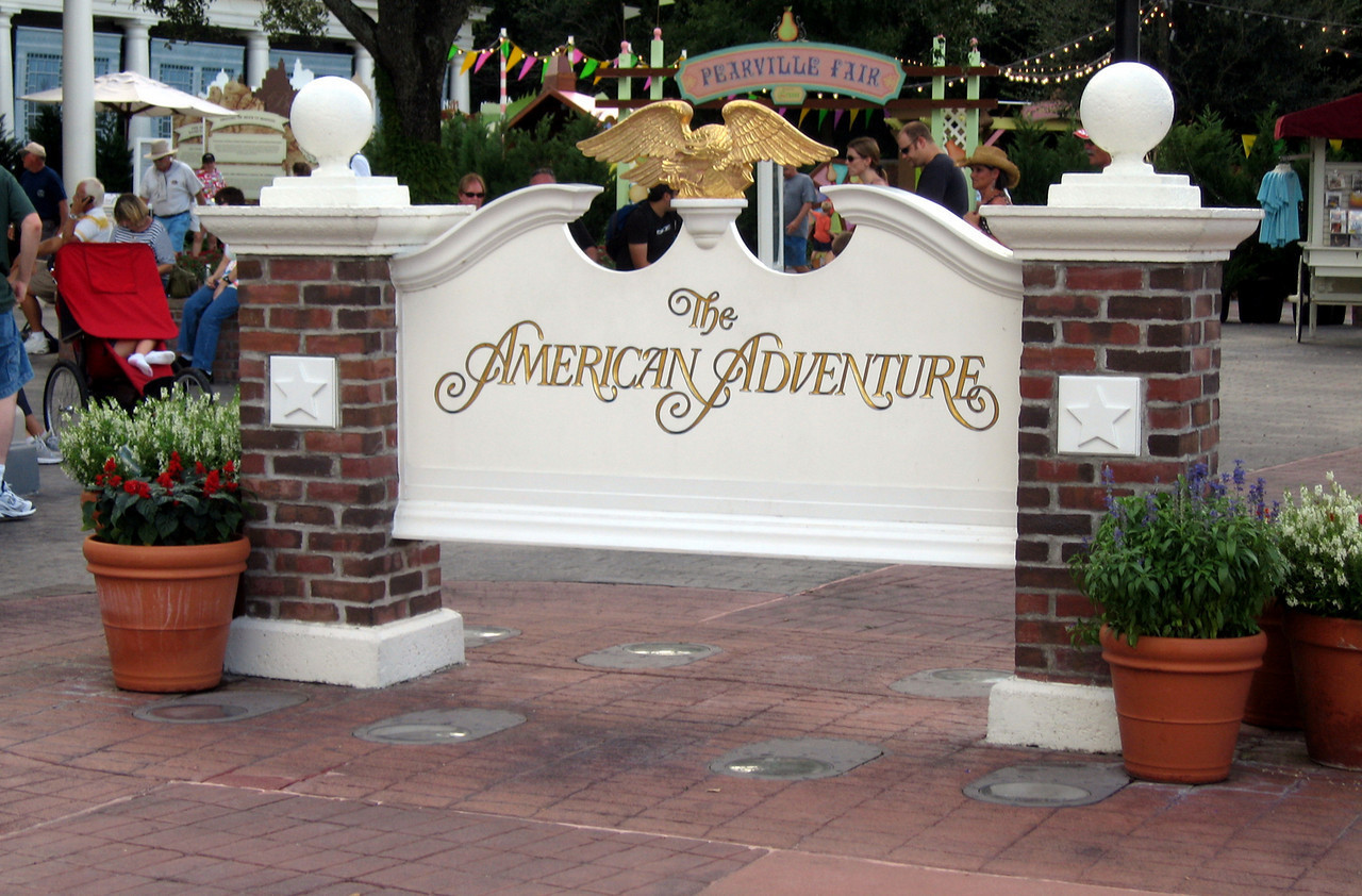 Epcot's American Adventure Attraction Will Add New American Icons This Month