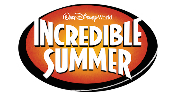 WALT DISNEY WORLD RESORT'S 'INCREDIBLE SUMMER' WILL BRING NEW EXPERIENCES TO ALL FOUR PARKS