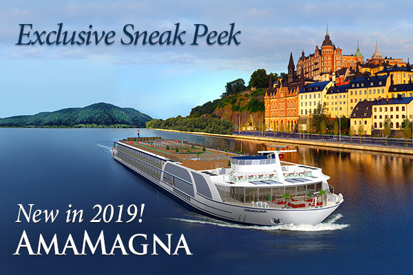 Something New & Exciting is Coming To River Cruising and AmaWaterways in 2019!