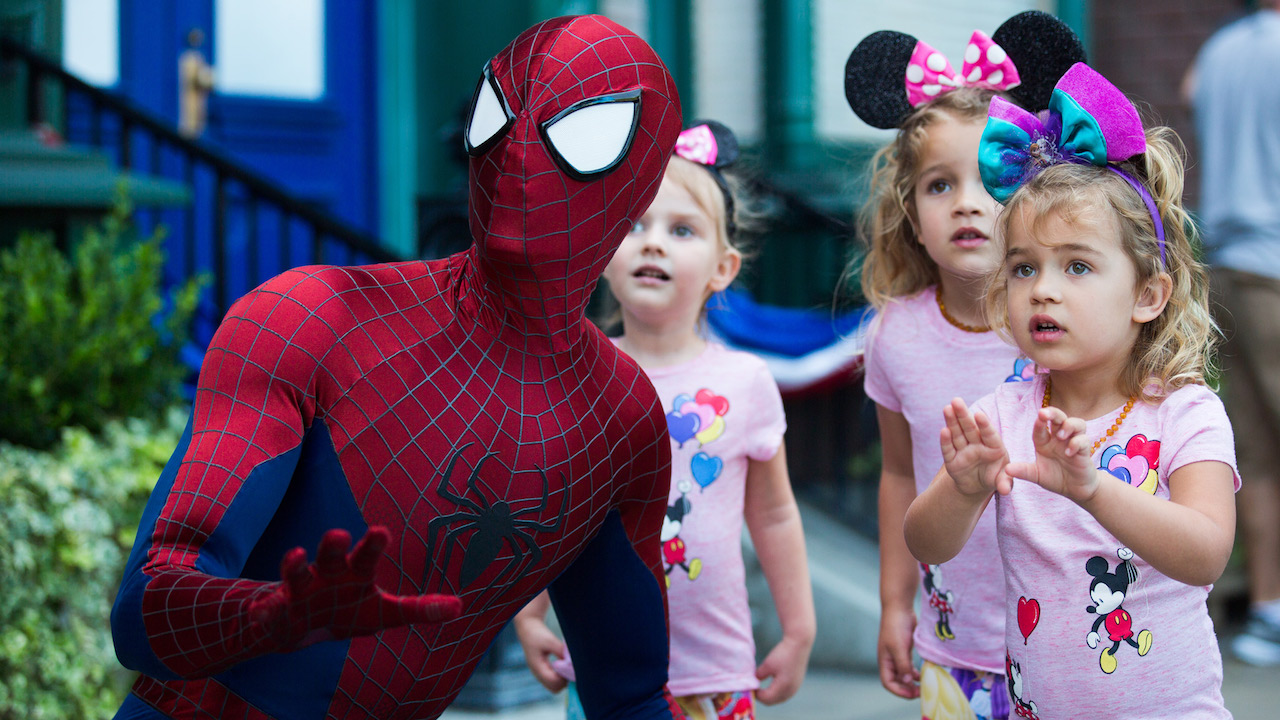 Super Heroes Now Assembling at Disney California Adventure Park