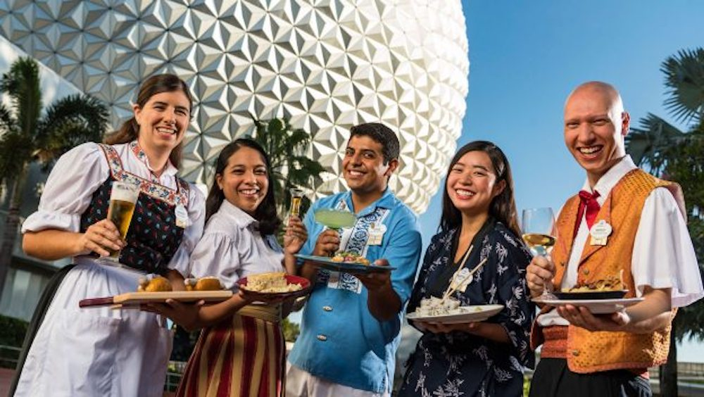 Dining Packages, Special Events and Seminars On Sale June 14 For The 2018 Epcot International Food & Wine Festival