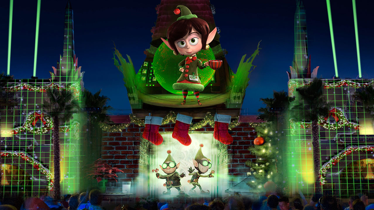 Reservations Now Open for 2018 Jingle Bell, Jingle BAM! Dessert Party at Disney's Hollywood Studios