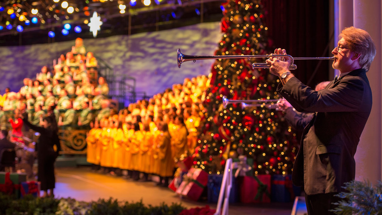 New Candlelight Processional Narrators & Exciting New Food & Merchandise Set for 2018 Epcot International Festival of the Holidays