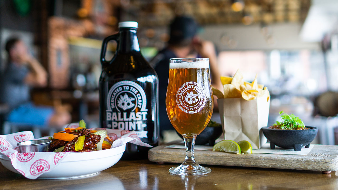 Ballast Point Brewing Co. Coming Soon to Downtown Disney District at Disneyland Resort