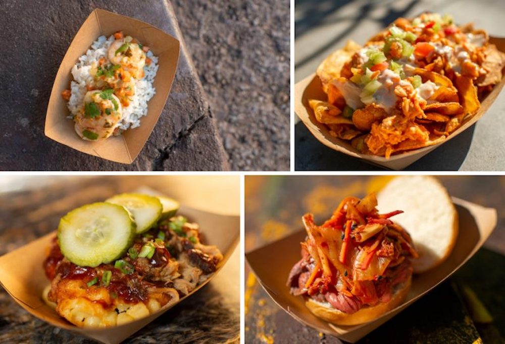 A Limited-Time Tasting Sampler Experience Is Now Available To Experience The Flavors of Disney's Animal Kingdom !