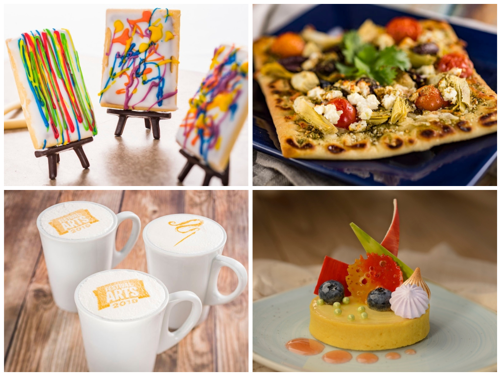2019 Epcot International Festival of the Arts Foodie Guide !