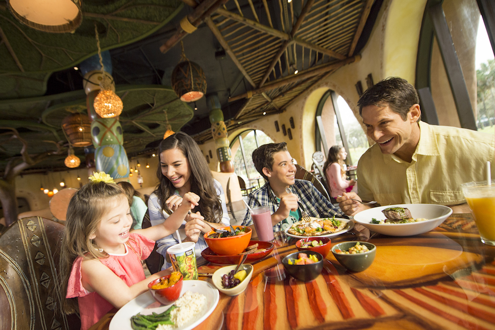 Back to the Basics: Disney Dining Plans Offer Added Convenience For Your Magical Vacation!