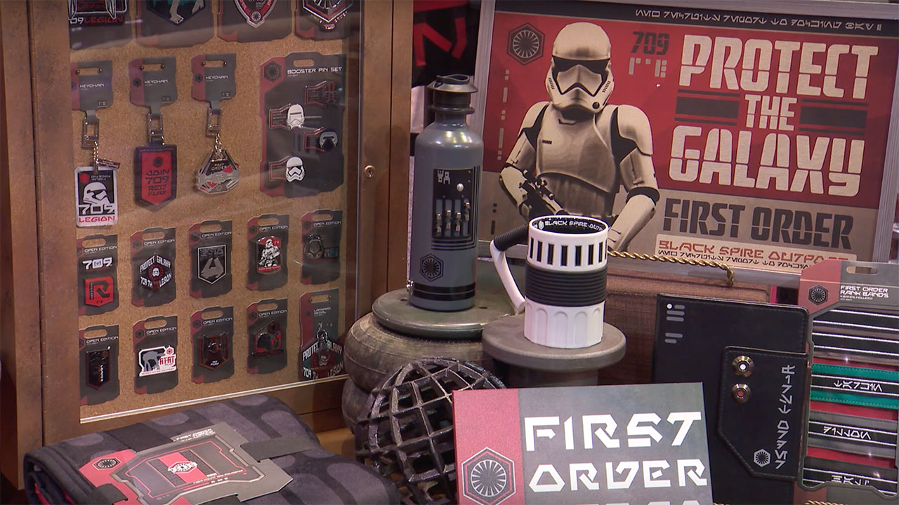 Never-Before-Seen Star Wars: Galaxy's Edge Merchandise Unveiled at Star Wars Celebration Chicago