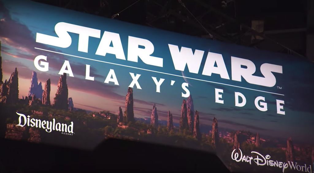 VIDEO: Star Wars: Galaxy's Edge Booth Debuts at Star Wars Celebration Chicago