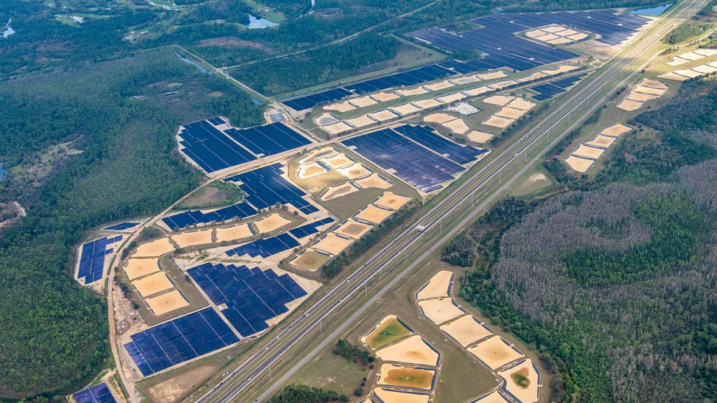 Walt Disney World Resort Celebrates Earth Day With New Solar Facility Capable of Powering Two Theme Parks