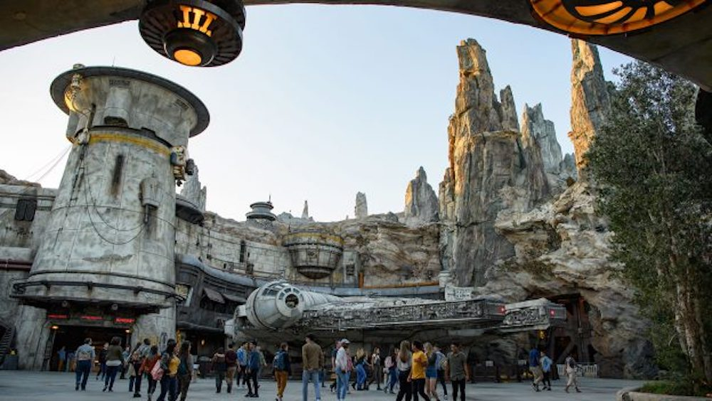 Building Batuu: Creating Otherworldly Topography for Star Wars: Galaxy's Edge