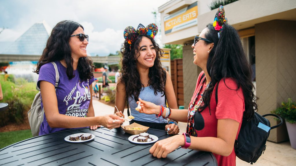 The 24th Epcot International Food & Wine Festival Now Open for a Record 87 Days Through Nov. 23!