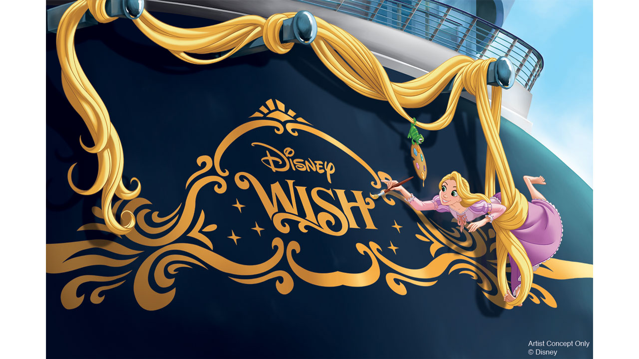 First Look at the Next Disney Cruise Line Ship and New Disney Cruise Line Island Destination