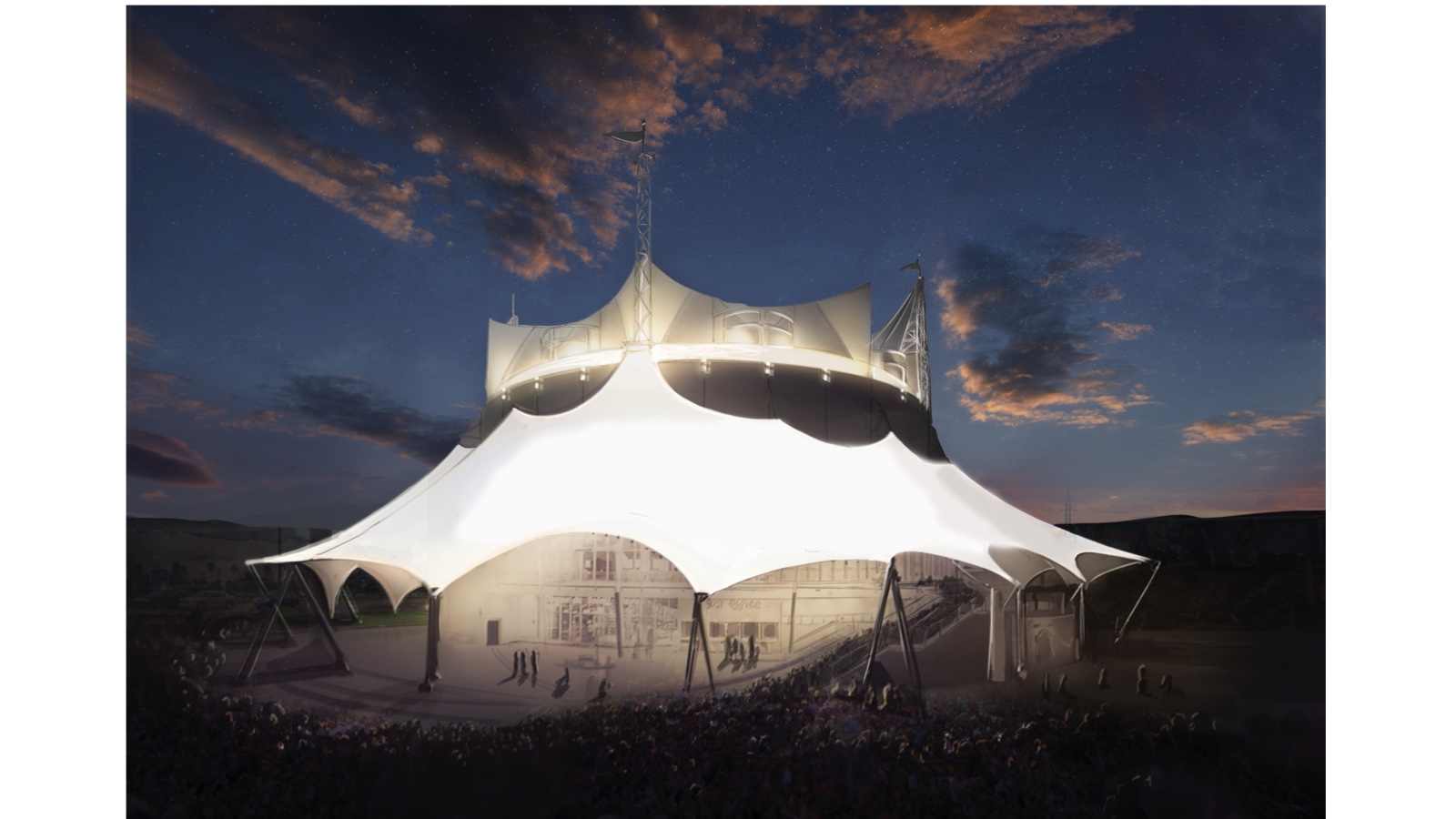 Tickets on Sale Now for New Cirque du Soleil Show Set to Premiere in Spring 2020 at Disney Springs