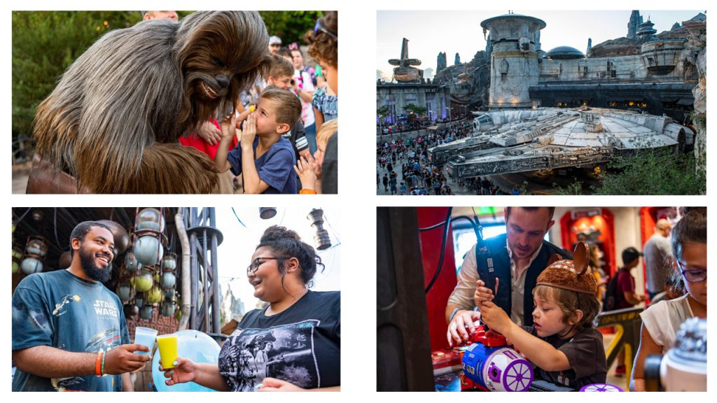 Star Wars: Galaxy's Edge Adventures Astound Guests at Disney's Hollywood Studios
