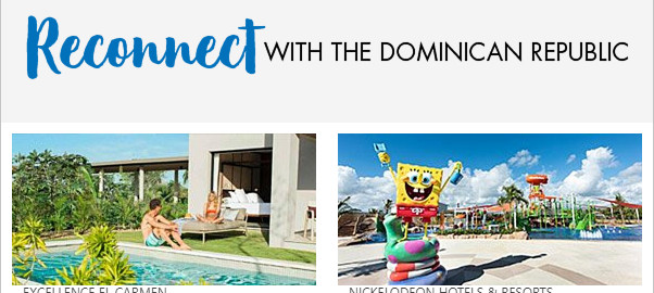 Reconnect with the Dominican Republic Promotions from GoGo Vacations!