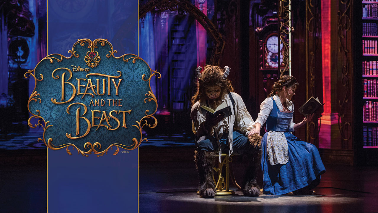 #DisneyMagicMoments: Virtual Viewing of Disney Cruise Line's 'Beauty and the Beast'