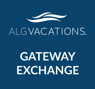 ALG Vacations Announces New Gateway Exchange Program for Apple Vacations, Funjet Vacations, & Travel Impressions Brands!