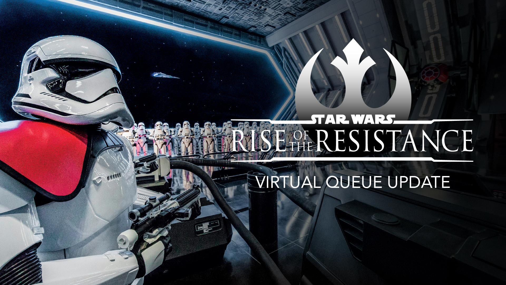 Disney's Hollywood Studios Pilots A New Approach to Virtual Queue for Star Wars: Rise of the Resistance