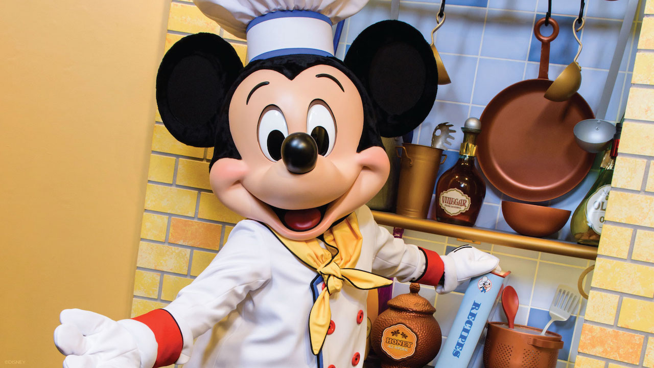 New Food Items Come To Chef Mickey's on December 16 From Mickey and Friends!
