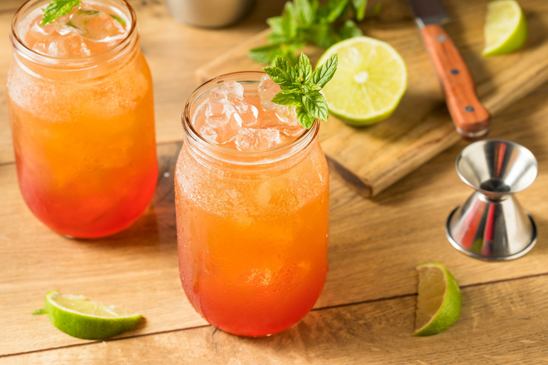 SMOOTH & SWEET, PLANTER'S PUNCH IS THE DRINK OF THE WEEK FROM CRYSTAL CRUISES
