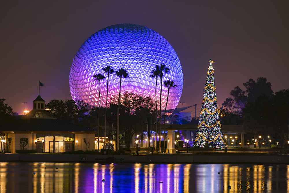 Nov. 27-Dec. 30, 2020- Come Celebrate the Season with the Taste of EPCOT International Festival of the Holidays